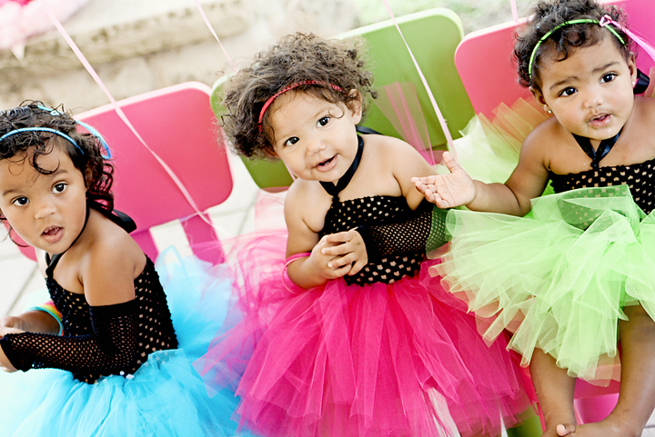 How to make a tutu dress: Easy tutu dress tutorial