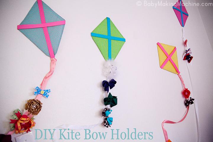 Diy Kite Hair Bow Organizer What Im Makin Monday Cherish365