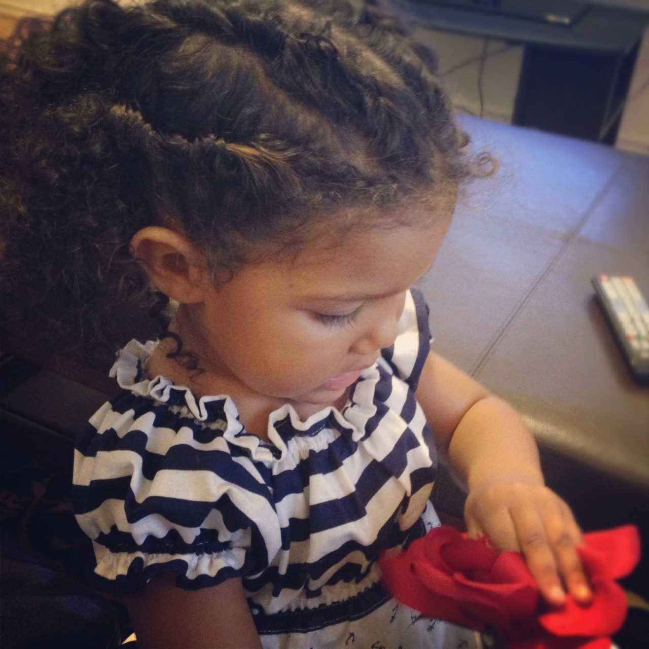 Hairstyles Mixed Hair : ... Mixed Girls Hair further Mixed Toddler Hairstyles Girls. on hairstyles