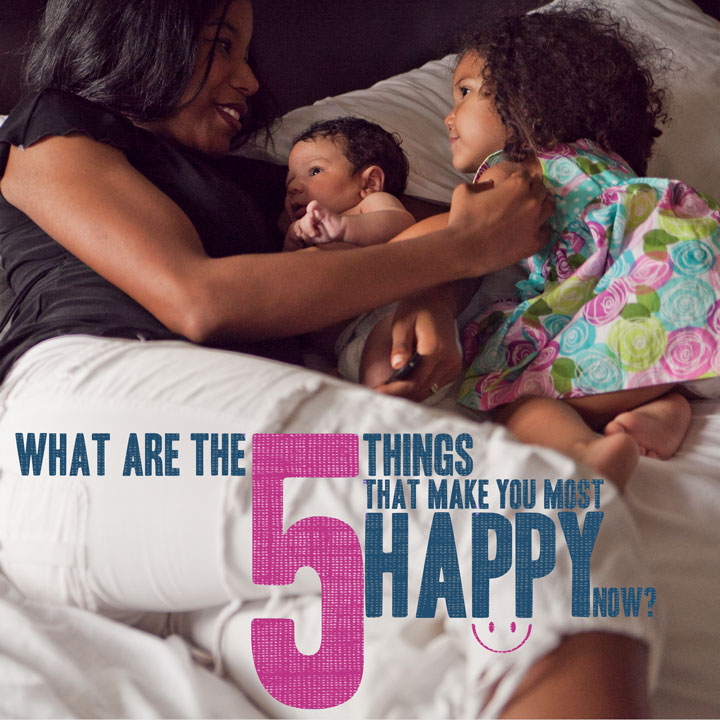 5 things that make me most happy cherish365. Black Bedroom Furniture Sets. Home Design Ideas