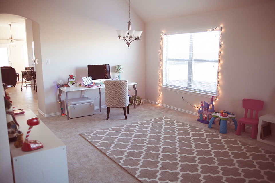 how to set up a music room guest room