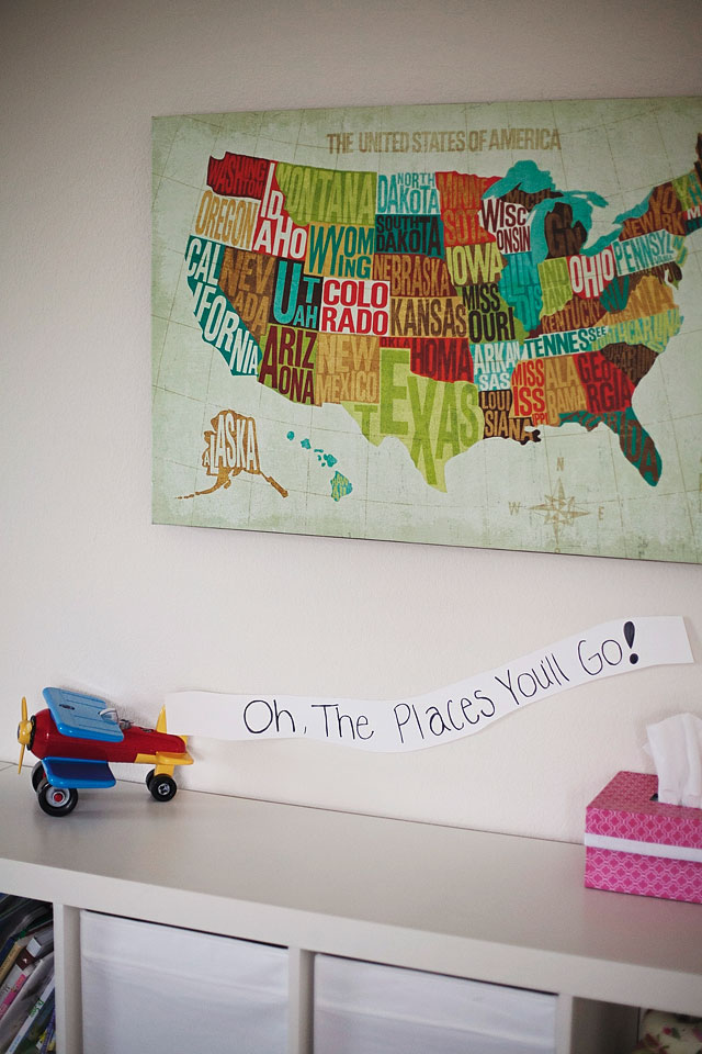 Dr Seuss Oh The Places You 39 Ll Go Party First Birthday
