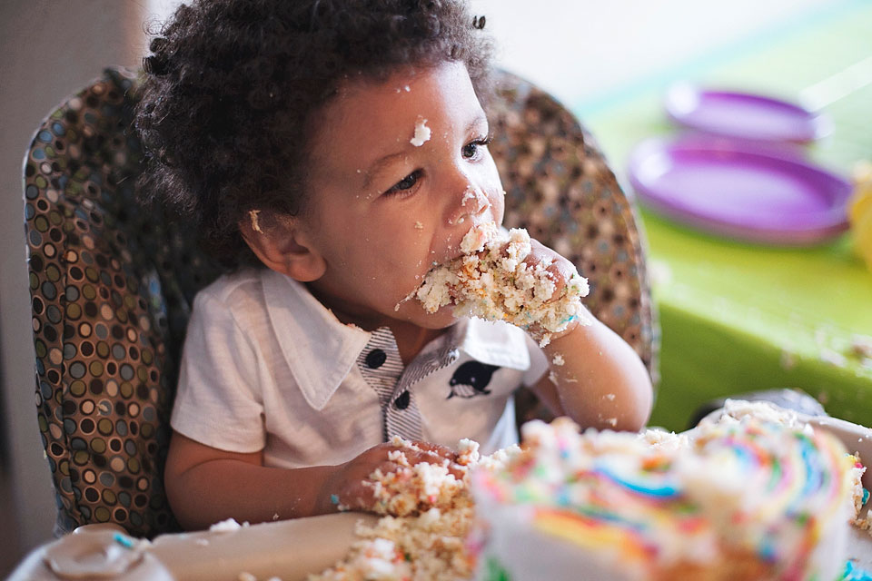 Images Baby Eating Birthday Cake : Dr Seuss: Oh the places you ll go party! First birthday ...