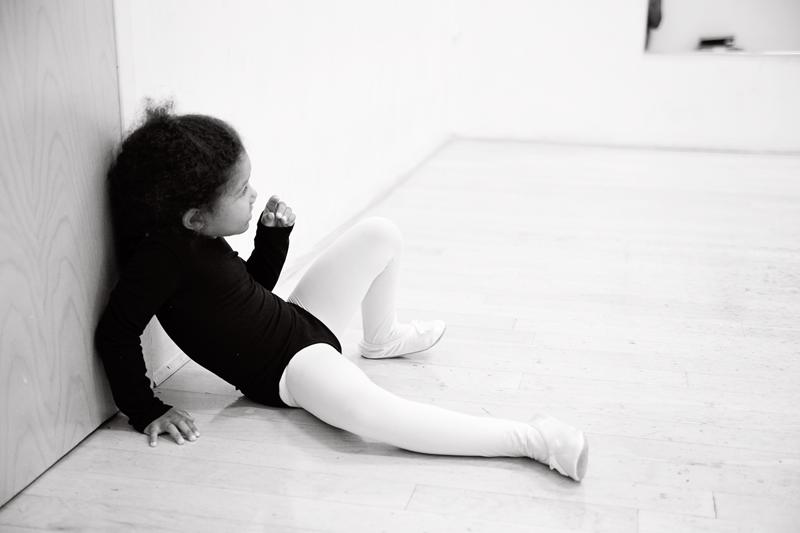 """""""graceful"""" ballerina"""