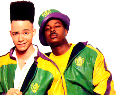 kid n play high-top fade