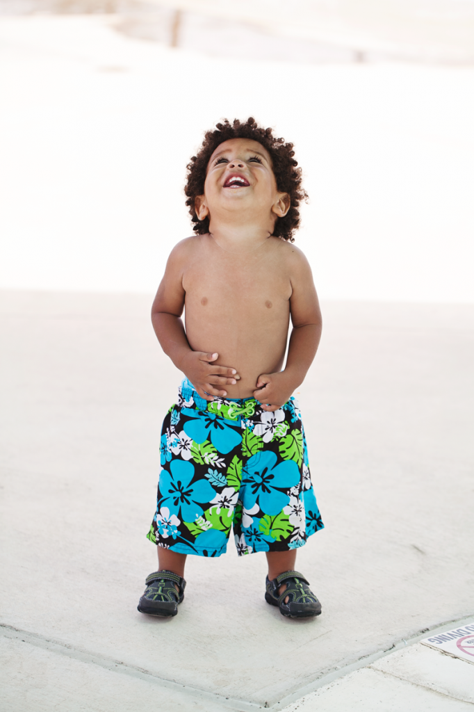10 Awesome things you should know about my son: Baby belly laughs