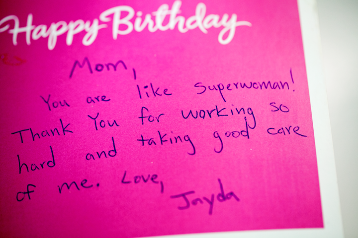 Birthday Cards Notes ~ Thank you messages for coming to a birthday party quotes and