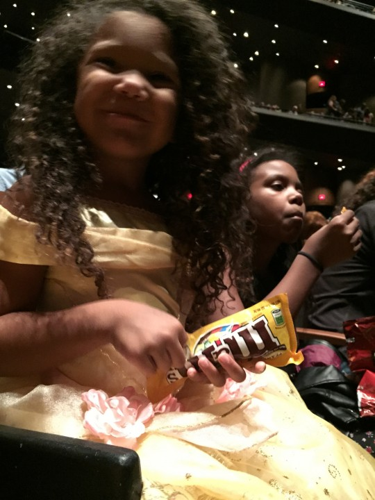 Tips on taking your youngsters to see their first broadway musical.