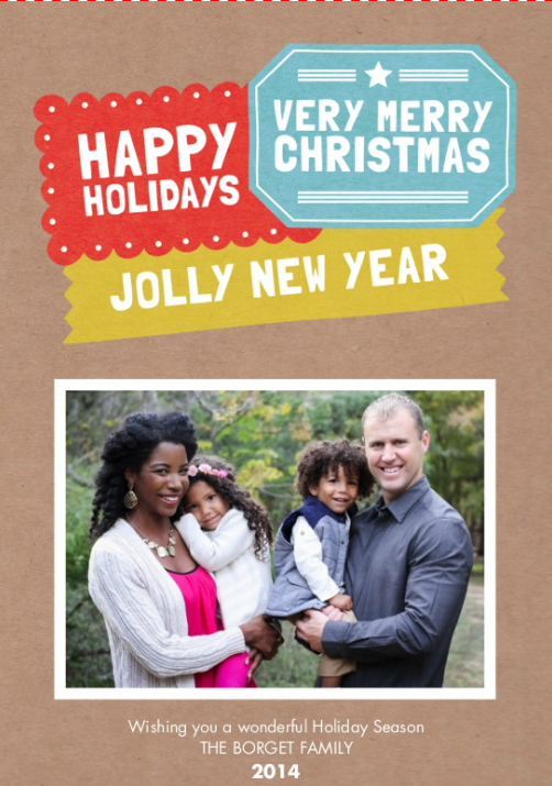 holiday cards by snapfish