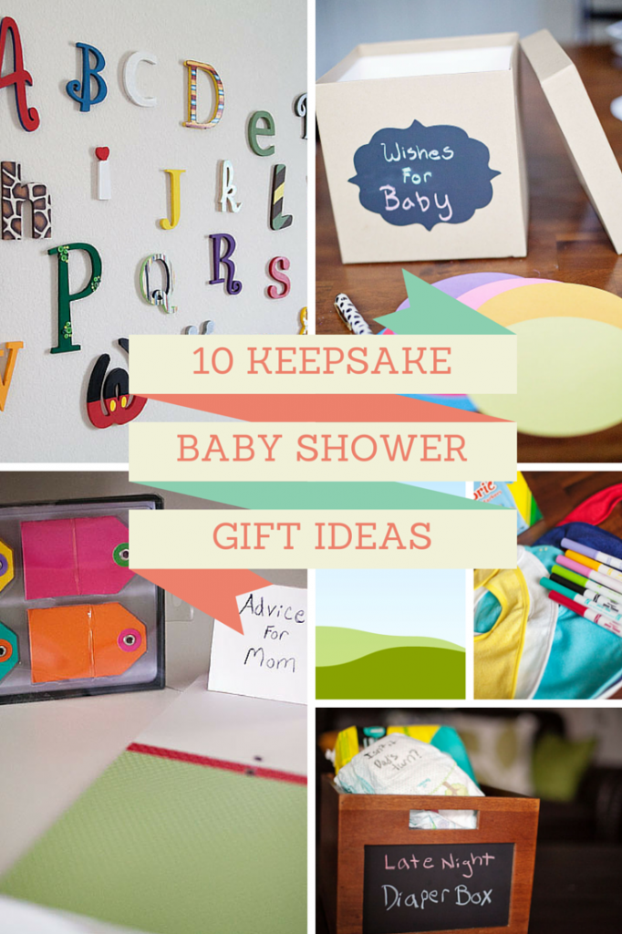 10 baby shower keepsakes: Make beautiful memories with these fun baby shower ideas for guests and the mom-to-be.