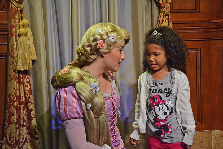 Tips for meeting ALL of the Disney princesses at Disney World. Where to find them and when, plus questions you can ask them for more interactive fun, photos and magical memories that will last a lifetime.