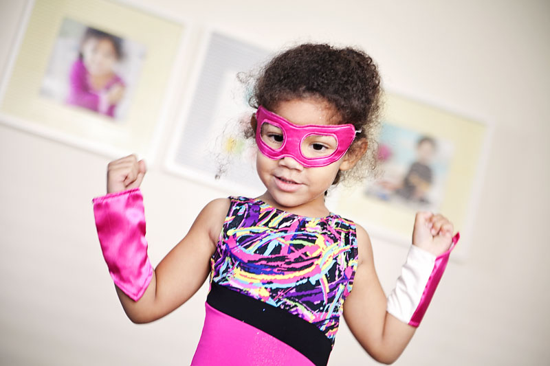 Help your kids find their superpower, then encourage them to share it with the world.