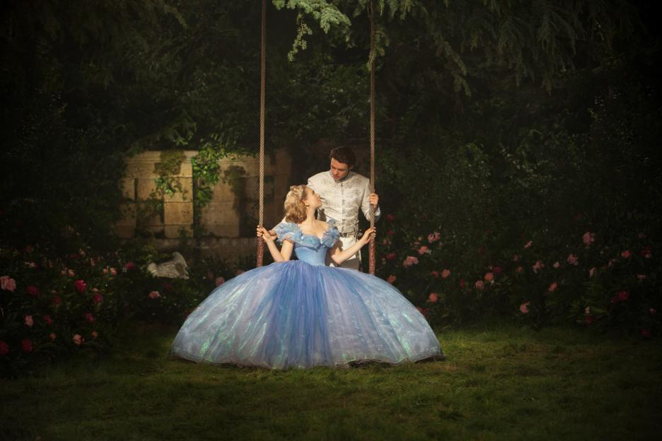 disney's live action cinderella movie review