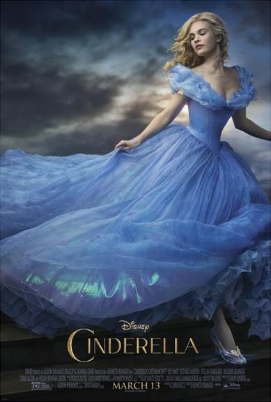 Cinderella live-action movie review