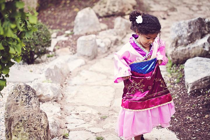 biracial princess mulan