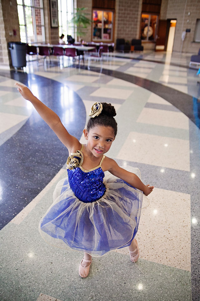 Biracial-Ballerina