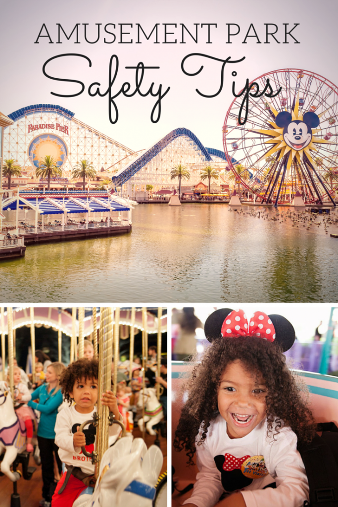 amusement park safety tips