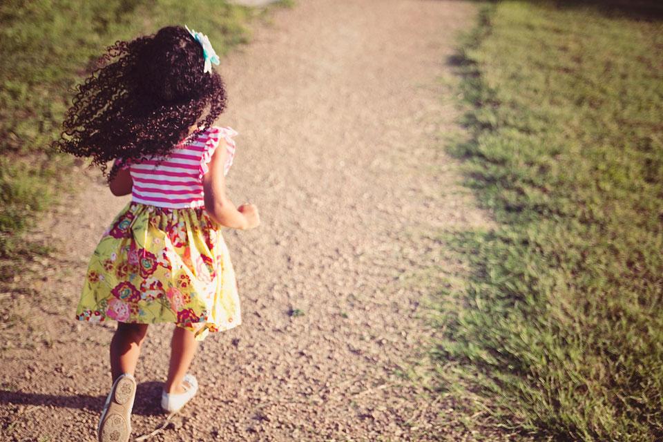 A prayer for my daughter as she starts Kindergarten.