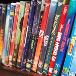 Disney Movie Collection: Ways to raise a Disney nerd