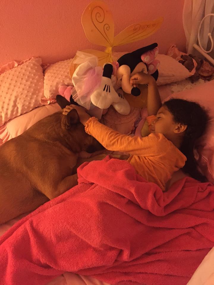 sleeping with snoop