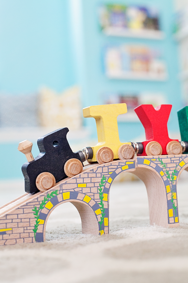 Letter-Train
