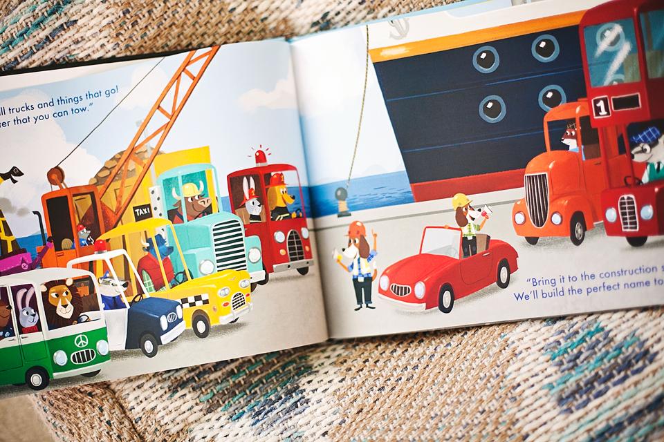 I See Me My Very Own Trucks Book