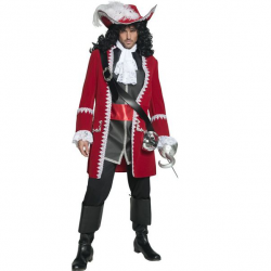 Captain Hook Costume he says/ she says