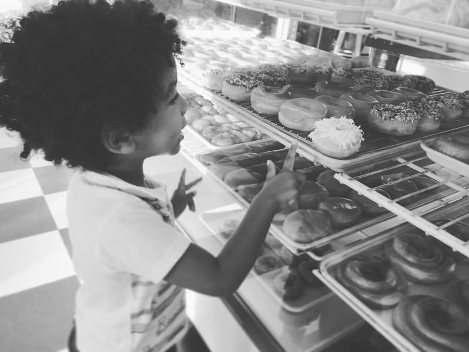 mommy and me donuts