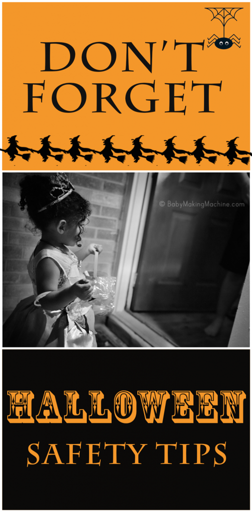Important Halloween Safety Tips