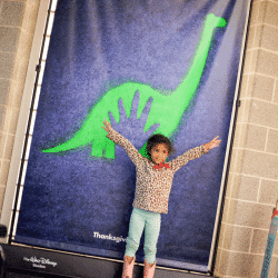 The Good Dinosaur 5-year-old review