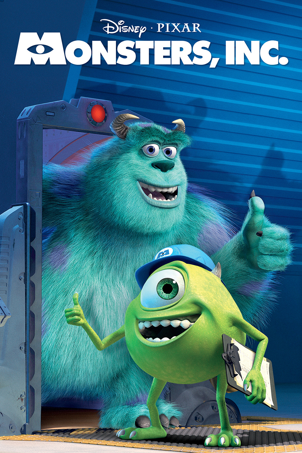 monsters inc Monsters, inc is a 2001 computer-animated film and the fourth feature-length film  produced by pixar animation studios it was directed by pete docter,.