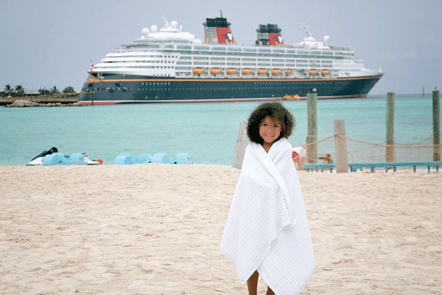 Disney Wonder Cruise Ship Surprise Reveal