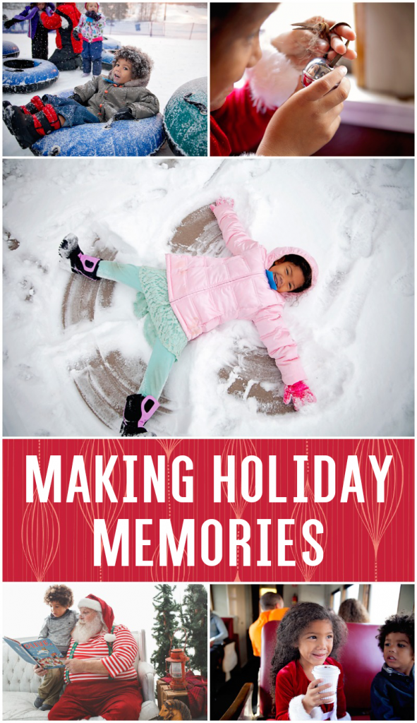 Making holiday memories last
