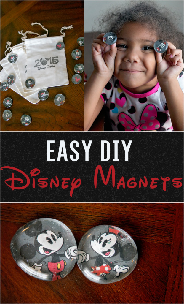 Are you ready for this easy DIY Disney Mickey Magnets Tutorial? An easy fish extender gift idea for kids that they can help make as well.