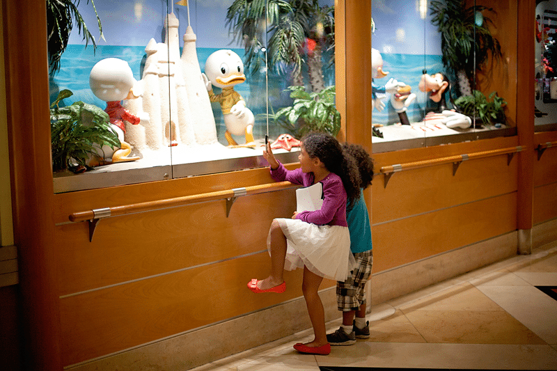 Things to do on a Disney Cruise