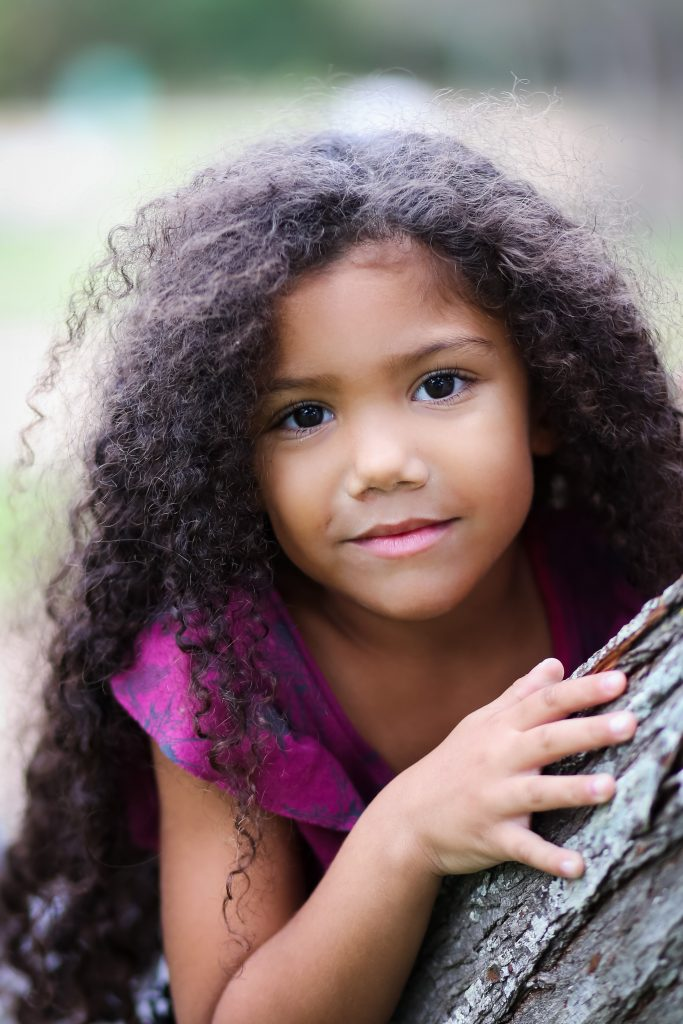 When your biracial daughter says she wishes she was white