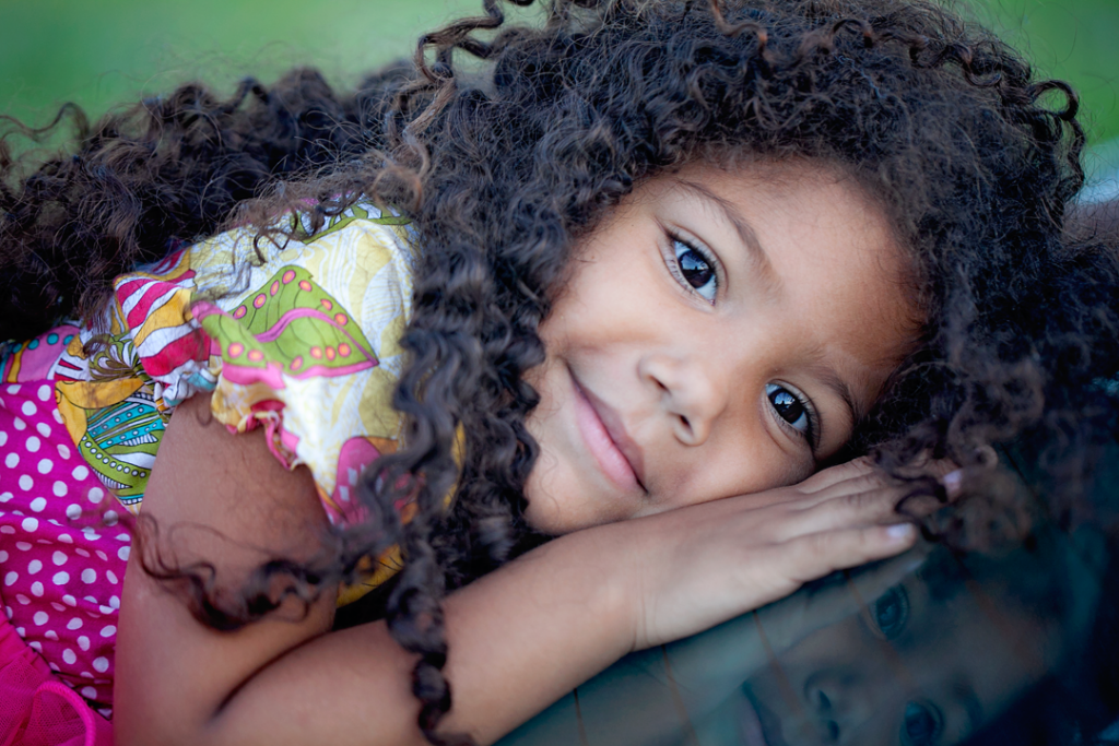 When your biracial daughter says she wishes she was white: How to stay calm and work through the situation.