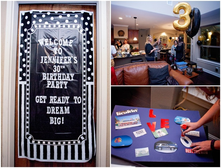Start Your 30s The Right Way How to Host a Vision Board Party