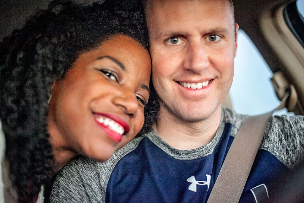 Cherish 365: Interracial Couple- date night-The days are long but the years are short. A project to making moments last and cherish every day.