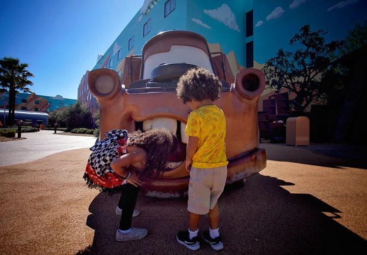 Disney World for preschoolers #DisneyKids