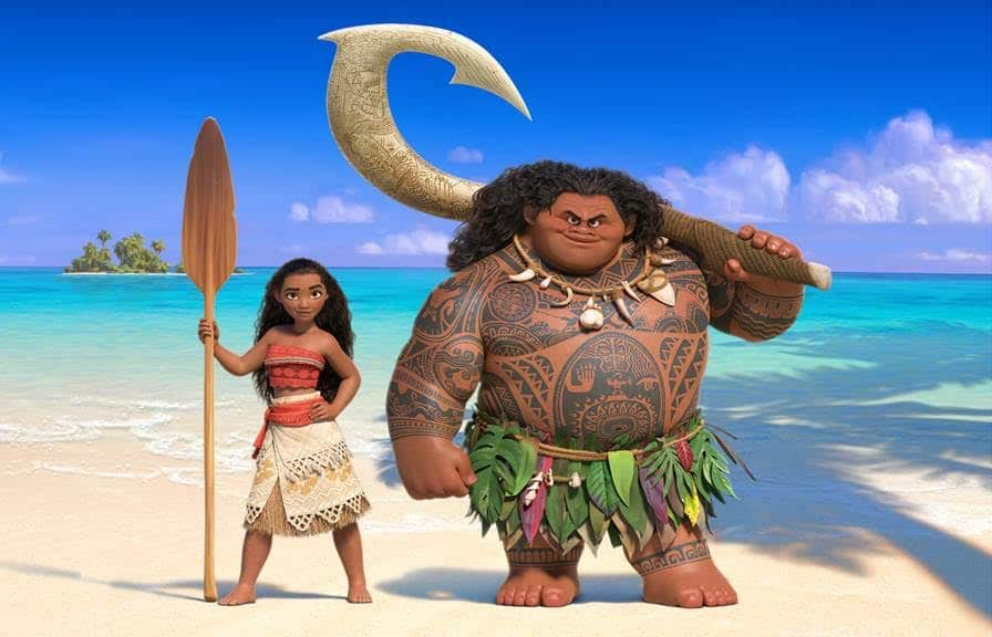 Before you head to the movies check out this 6-year-old and 3-year-old Moana review. Is Moana scary? And how's the music? Spoiler-free reviews.