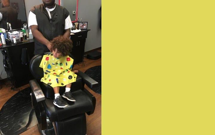 Debating a boy haircut