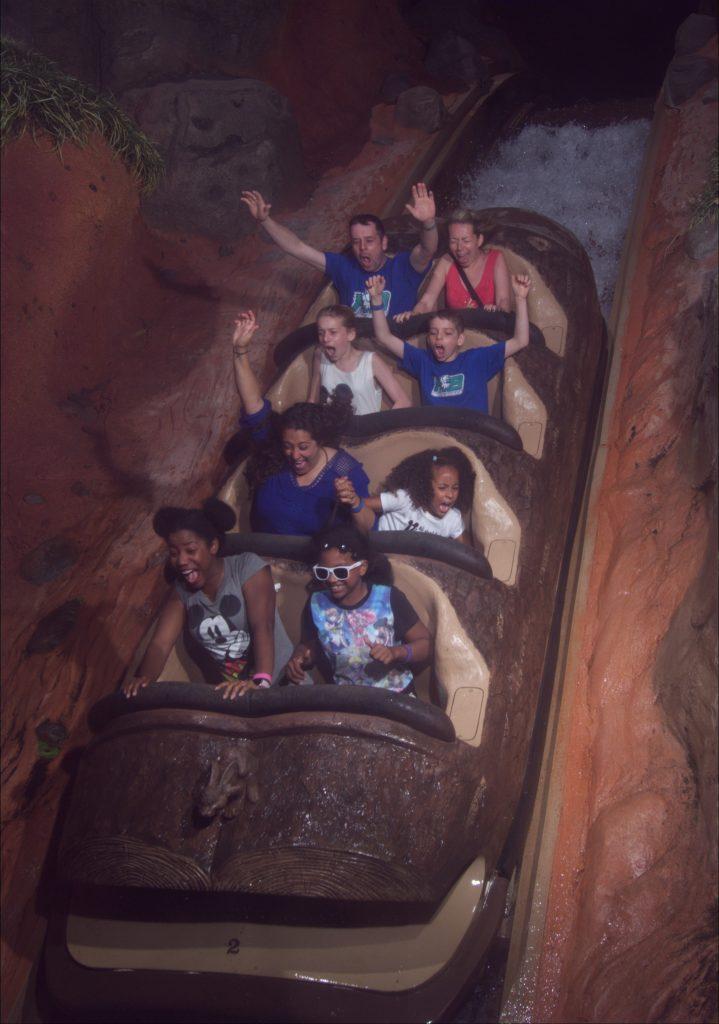 Best rides at Disney World for Tweens