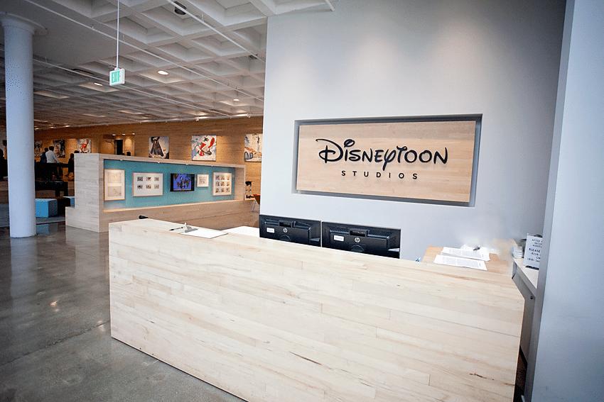 DisneyToon Studios behind the scenes
