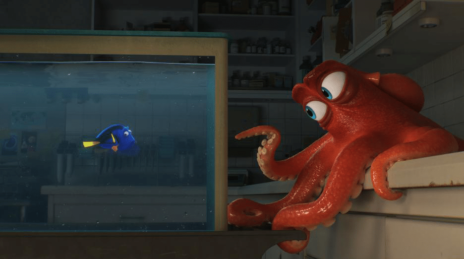 Should you take your 3 or 4-year-old to see Finding Dory? Here's a 5-year-old's review on Finding Dory.