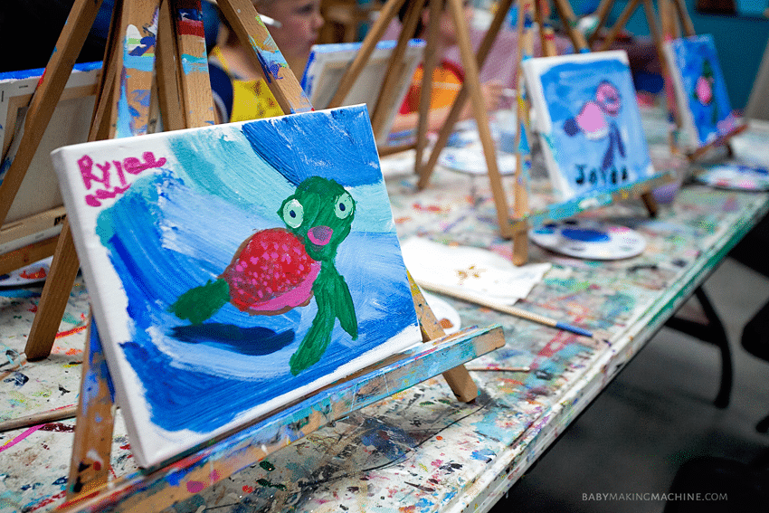6-year-old-paint-with-a-twist-birthday-party
