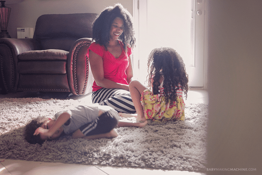 Where do we go from here: Motherhood, parenting natural hair