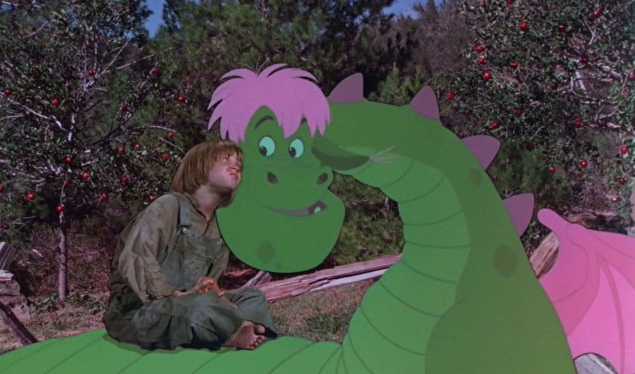 A review of the old Pete's Dragon vs Disney's new and re-imagined version by director David Lowery.