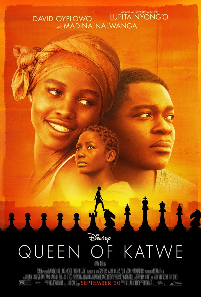 6-year-old Queen of Katwe review