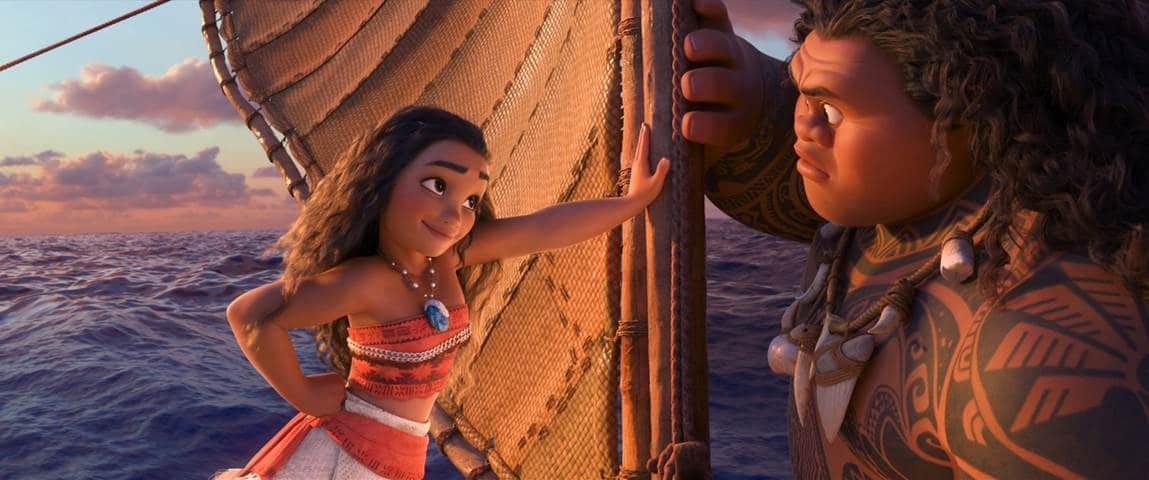 Is Disney's Moana going to have a love interest?